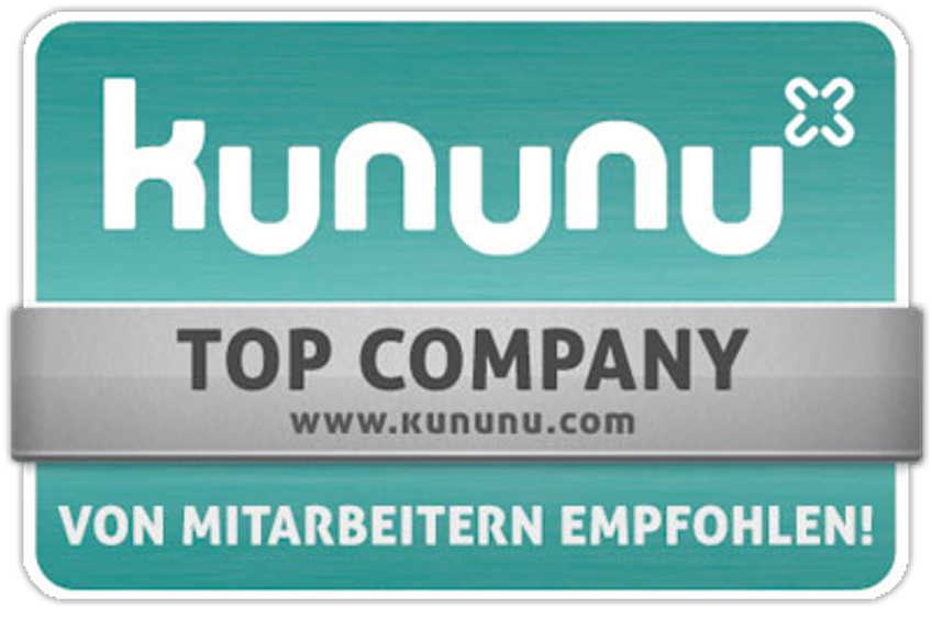 Siegel kununu Top Company